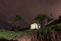 Beast_Green House Night exterior